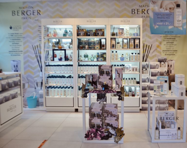 Lampe Berger Shop-in-Shop